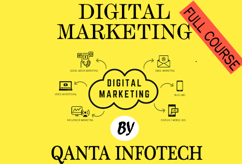 DIGITAL MARKETING by Quanta Infotech