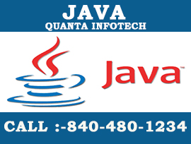 Learn Java Quanta Infotech.com