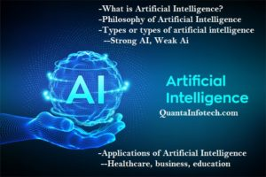 What is Artificial Intelligence? - quantainfotech.com