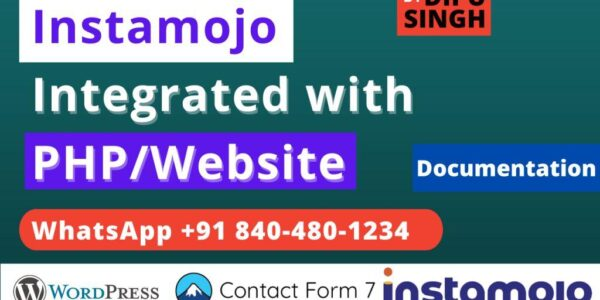 How To Integrate PHP Website with Instamojo Payment Gateway - Docs