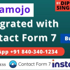Instamojo Integration with Contact Form 7 WordPress Code by Dipu Singh